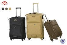 Vanwalk Trolley luggage wholesale luggage /2013 New Model 100% EVA+PU Polo SOFT Trolley Luggage