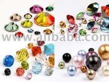crystal chatons beads