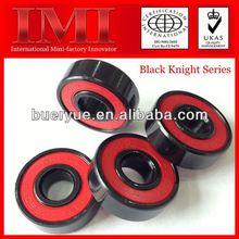 2013 Hot Sale High Speed and Anti Rusty ball bearing roller skates Blacken 608