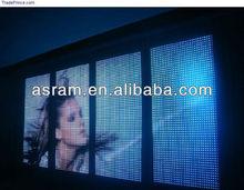 alibaba cn com Asram Shenzhen LED flexible led soft curtain display screen for video ceiling/ floor/ wall