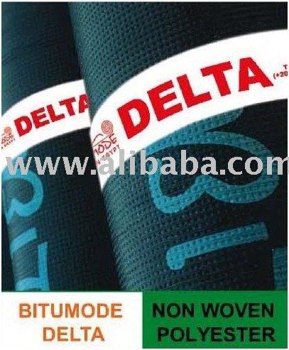Delta waterproofing membrane