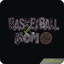 high quality basketball mom rhinestone accessories
