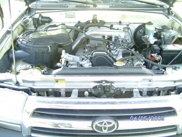 Toyota 4Runner Engine 3.0 Turbo Diesel