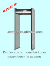 Good security guard equipment,body scanning machine airport with (sound&light) alarm for gym,exhibition used airport equipment