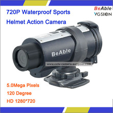 720P Waterproof Sports Helmet Action Camera Cam DVR