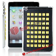 Diamond Cases!Stick Diamond Studs Hard Skin for iPad Mini
