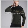 Masculina Cashmere Suéter de moda/ 2013 nuevo diseño / Excelente antipilling