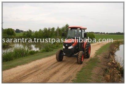 Usado kubota tractores agrícolas