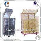 Screen priting film table drying rack