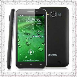 "Original zopo zp810 MTK6589 android 4.1.2 5.0"" Quad core IPS Screen 1280*720pixels 1G RAM 4G ROM 3G Smartphone phone"