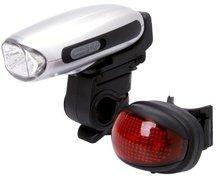 POWERplus Swallow Dynamo Bicycle Light Set