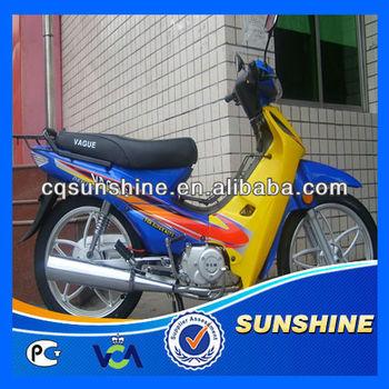 SX110-7 Gas 4-Stroke Top Seller 100CC Motorcycle