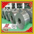 Galvanizado de acero precio por tonelada, Laminado en caliente de la bobina de chapa de acero galvanizado material de la placa para material de construcción con de alto nivel
