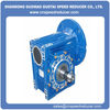 ISO Certificated worm small gear reduction box