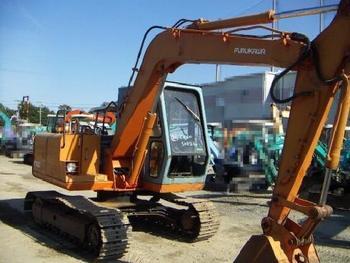 Furukawa excavators