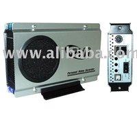 Network /Nas/Lan Multimedia HDD PLayer Wlx-6800