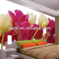 manufacturer of PVC colorful wallpapers