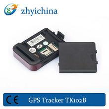 Mini GPS Tracking Chip for human/ animal/ vehicle TK-102B
