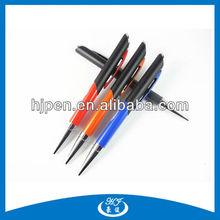 3-Color Spring Twist Metal Ball Pen