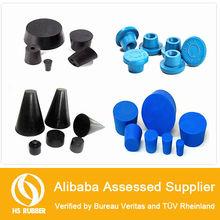 coloured silicone rubber stopper,rubber plug