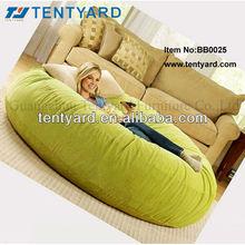 fashionable giant beanbag