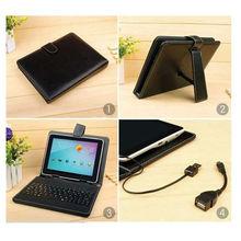 Fashion waterproof tablet keyboard case