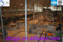 Zhongqing/500LPH Pasteurizing fresh Dairy processing plant/SUS304,SUS306