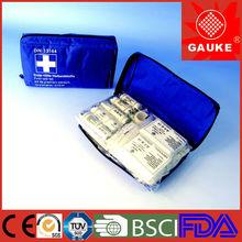 medical first aid dressing bag