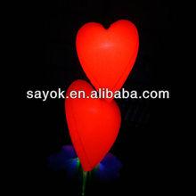 Customized Heart Shaped Inflatable LED Light