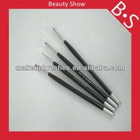 4pcs cheap nail beauty brushes wholesale,beauty cosmetic brush nail art brush set for gel nail