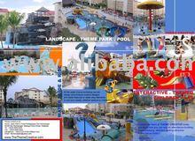 THEME (TC) Water Park, Water Land, Wet Park