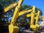 Excavator Komatsu Galeo PC200 - 7