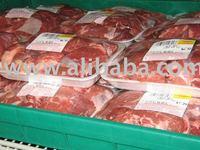 FROZEN HALAL BEEF / BUFFALO BONELESS MEAT (FQ CUTS / HQ CUTS / CPMPENSATED 60/40)
