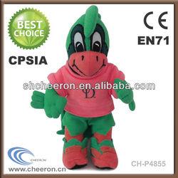 Love birds stuffed plush bird toys for children