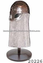 Armor Helmet Viking With Chainmail / Viking Helmet / Medieval Helmet