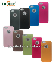Ultra Thin Titanium Alloy metal case for apple iphone 5