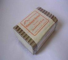 Sandalwood Soap ( Ayurveda, 100% Natural Handmade soap)