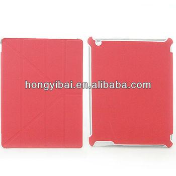 Fashion accessory PU tablet case for apple ipad mini