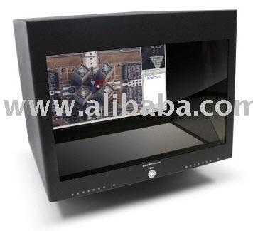 "3D Stereoscopic LCD monitor (24"" Full HD)"