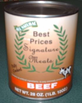Best Prices Signature Ground Beef