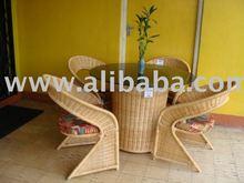 Felicity Rattan furniture Set
