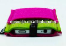 sleeve for iphone 4 4 5 samsung I9100