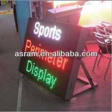 Aliababa cn com Asram Shenzhen LED basketball football gym arena billboards display Sports basketball football gym arena LED