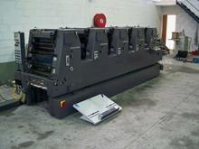 Heidelberg GTO 52 - 5P Offset Litho Printing Machine