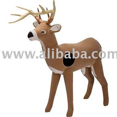 inflatable deer target,inflatable animal target,inflatable target