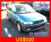 1998 ford Festiva mini wagon used car