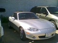 Voiture 2003 de Mazda Miata Convertble