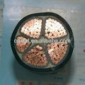 revestimento de pvc cabo isolado xlpe cabo