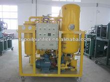 Turbine Lube Oil Cleaning / Purification, oil recycling, Turbine Oil Purification Systems for gas and steam turbine service