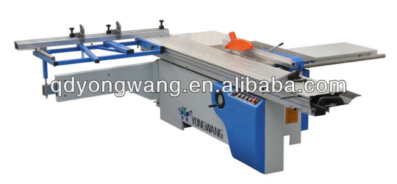 Máquina de corte de melamina MJ6130TY para trabajar la madera de sierra maquinaria
